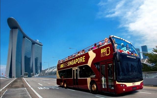 Big Bus Acquires Singapore Tour Company
