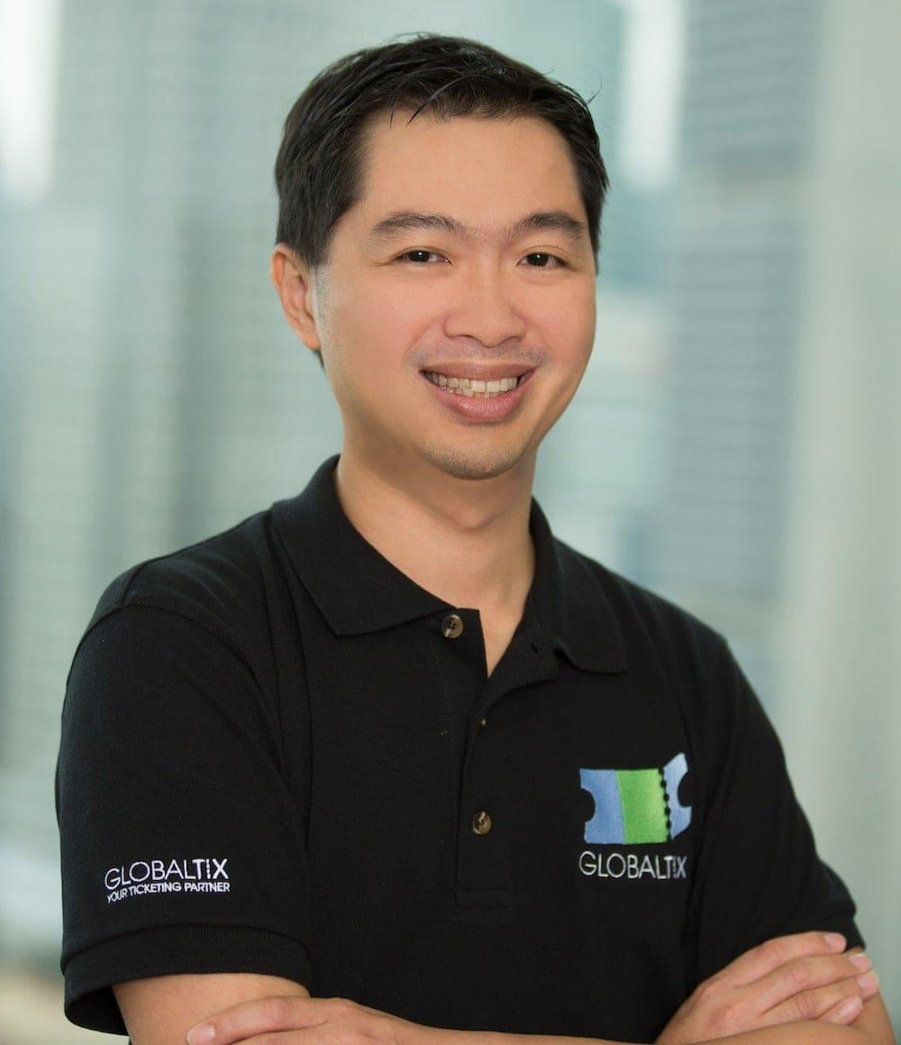 GlobalTix CEO CC