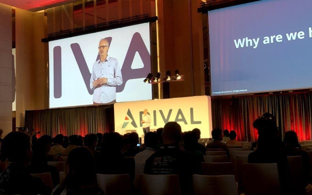 6 Things We Learned from Arival Asia Pacific