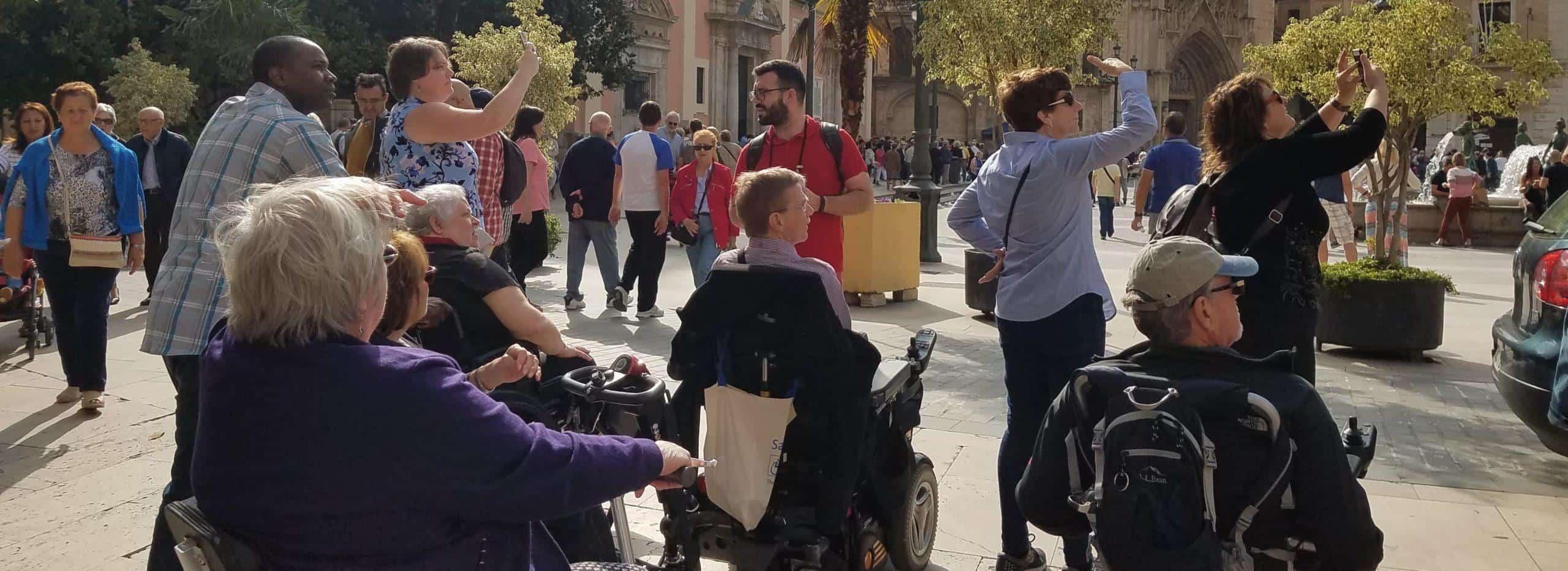 Wheelchair Spain