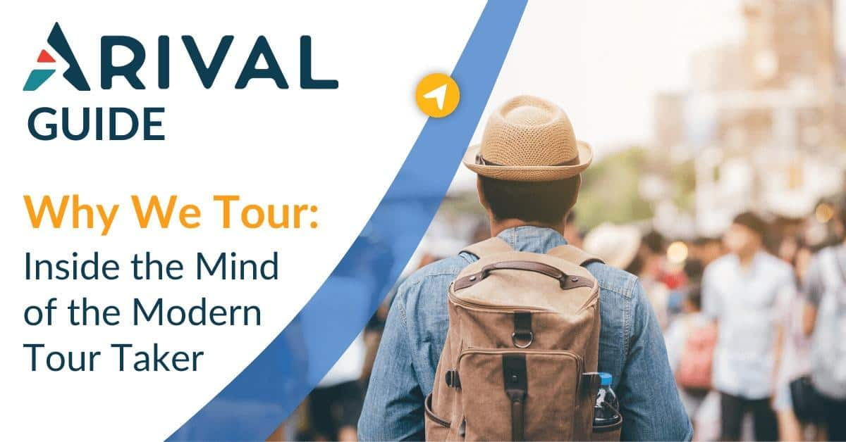 Arival Guide Why We Tour