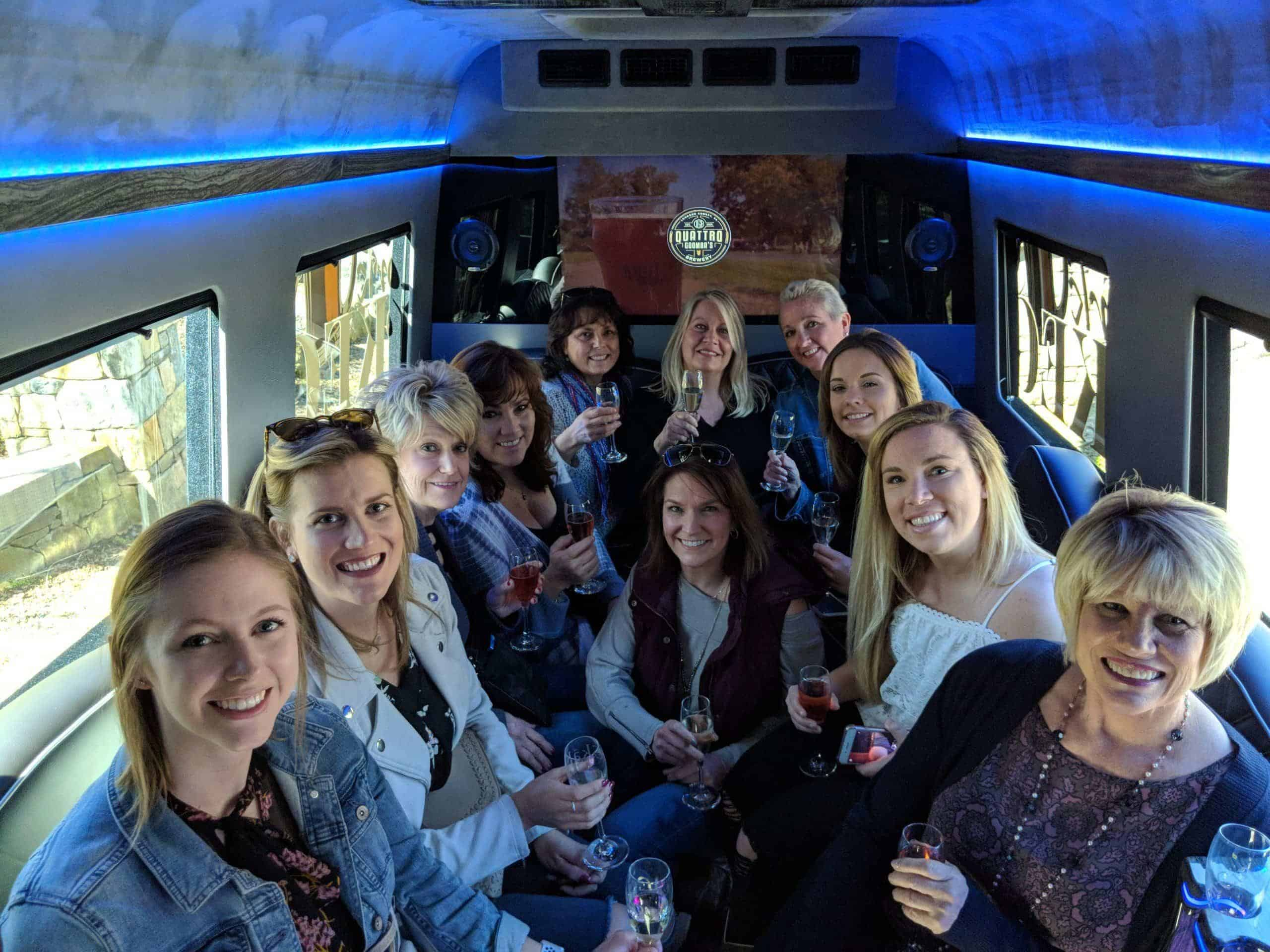 wine and beer tours Virginia