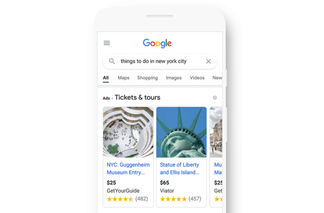 Google Things To Do