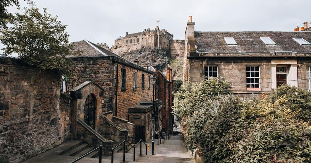 """Bucking the Trends: Auld Reekie Tours' """"Exponential Rise"""" Through OTAs Ben Finch Arival"""