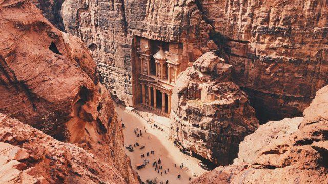 Jordan - Tourism - Arival 18-01-2021