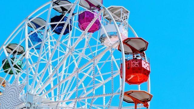 attraction - ferris wheel 900x600