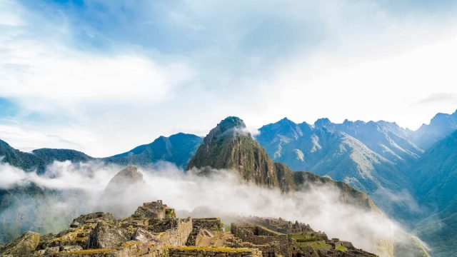 monuments - Machu Picchu - Attractions