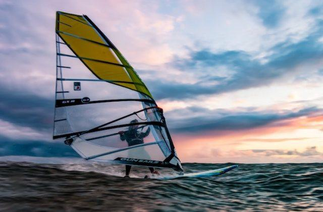wind surfing - adventure - watersports- SMALLER